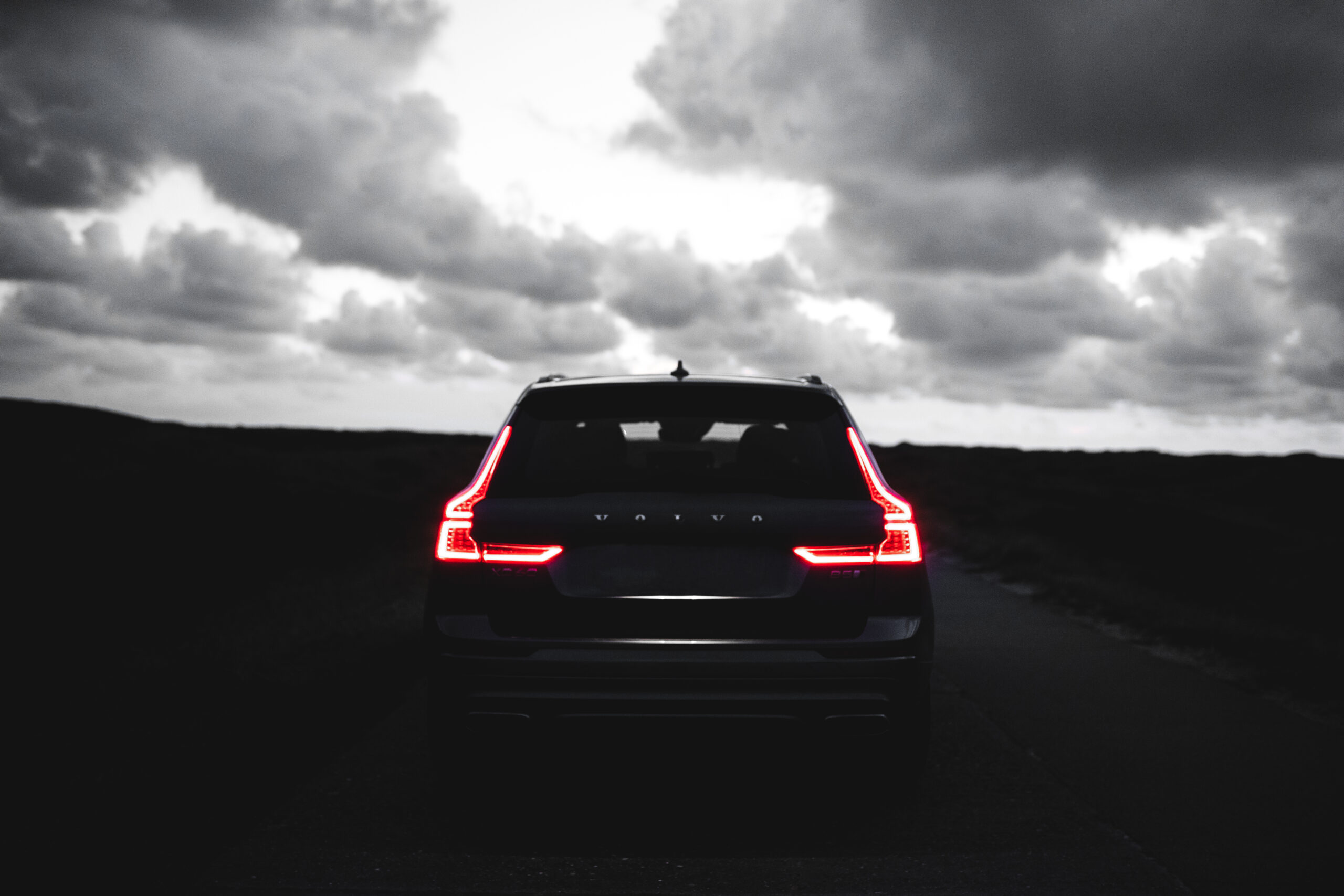 Volvo XC60 - Photography by Luca Massimilian